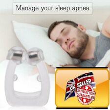 Magnetic Snoring Nasal Dilator Stop Snore nose clip device Easy Breathe UK STOCK