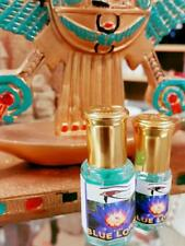 Shezmu PURE Sacred Blue Lotus Egyptian Oils Essences 5ml roll-on Egypt