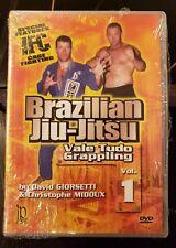 French Brazilian Jiu Jitsu Vale Tudo Mma Grappling Dvd Giorsetti Midoux Galo