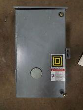Square D 8903LA60V02 Lighting Contactor, 120V Coil
