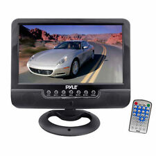 PLMN7SU 7'' Battery Powered TFT LCD Monitor with MP3/MP4/USB SD Card Player