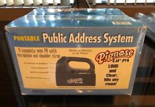 Pignose Lil' PA Portable PA system with mic