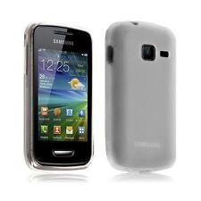 Housse coque Gel pour Samsung Wave Y S5380 blanc