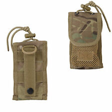 New Official Multicam Camoflague Padded Ipod/Phone Case with Molle Fixing Tabs