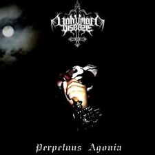 Unhuman Disease - Perpetuus Agonia CD 2011 reissue black metal