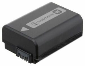 Sony InfoLithium W (NP-FW50) Li-Ion Camera
