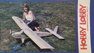 Senior Telemaster RC Plane Full Kit