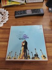 The sound of love Tommy Garrett 50 guitars reel to reel 4 track rare