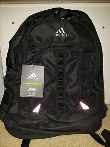 adidas Prime III Backpack Grey/Blk NWT