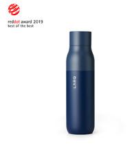 LARQ-Flasche 500ml Monaco Blue + LARQ Limited Edition Sleeve NEW