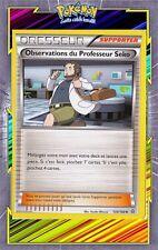 Observations du Professeur Seko - XY5 - 134/160 - Carte Pokemon Neuve Française