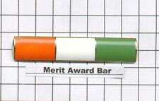 Irish Police Officer's Citation Bar