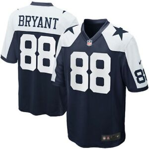 Dez Bryant  #88 Dallas Cowboys Nike Youth Throwback Game Jersey -Blue/White