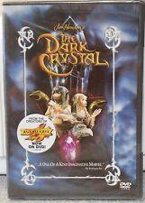 The Dark Crystal (DVD, 1999) RARE 1982 FANTASY ADVENTURE BRAND NEW