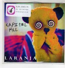 (FL206) Laranja, Capitol Hill - 2014 DJ CD