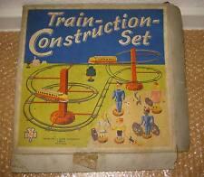 Eisenbahn Train Construction-Set Johann Höfler Made in US Zone Germany/O221