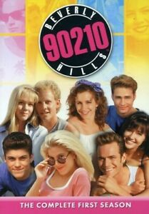 BEVERLY HILLS 90210: COMPLETE FIRST SEASON (6PC) NEW DVD