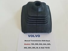 Manual Transmission Shift Boot- Volvo 164 - 240 - 242 - 244 -245 -262 - 264, 265