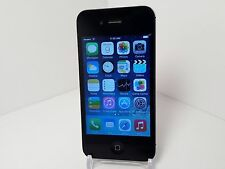 Apple iPhone 4 - 8GB - Black (Verizon) Smartphone Clean ESN (D6)