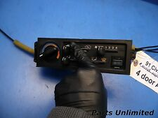 88-91 Honda Civic OEM A/C ac heating climate control temperature switch *
