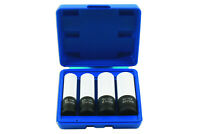 Laser Tools 7752 Special Size Wheel Nut Socket Set 1/2 Drive
