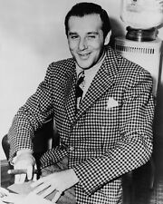 American Gangster, Mobster BUGSY SIEGEL Glossy 8x10 Photo Criminal Print Poster