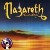 "NAZARETH ""GREATEST HITS"" CD 20 TRACKS NEU"