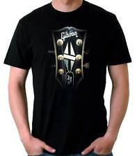 Camiseta Hombre Gibson Les Paul Custom Guitar t-shirt - camiseta manga corta