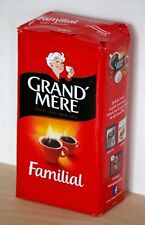 NEW 1 X Pack of Grand Mere Familial Coffee - 250g French Ground Coffee