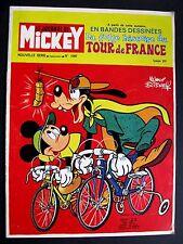 Le journal de Mickey N° 1097 du 6 /1973 -Walt Disney Edi-Monde