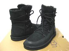 Ugg Lodge Black Women Boots US8/UK6.5/EU39