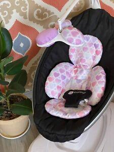 Heart 4moms mamaRoo set reversible infant insert replacement balls newborn liner