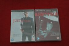 Justified Season 1 And 2 For Universal Dvd Player Or Computer