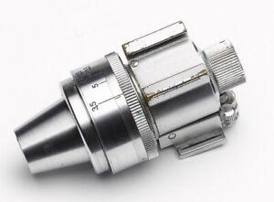 ✅ LEICA FRAME FINDER VIEWFINDER VIDOM FOR 35MM 50MM 73MM 90MM 105MM 135MM LENSES