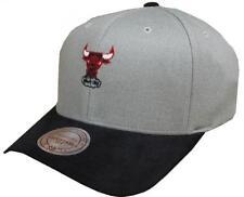 Mitchell & Ness HWC Chicago Bulls HYPER TECH WOOL Crown Intl 064 SNAPBACK CAP NEW