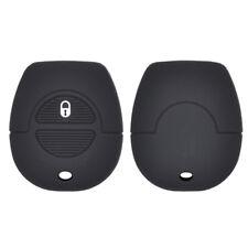 Silicone Car Key Cover Case For Nissan Navara Almera Micra Patrol Remote Fob