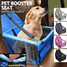 Pet Car Booster Seat Puppy Cat Dog Auto Carrier Travel Protector Safety Basket R