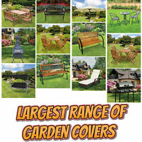 Waterproof Garden Cover for Patio Furniture Table Chairs Parasol BBQ Hammock