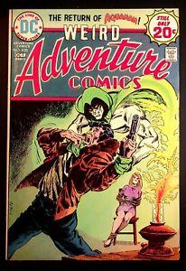 Adventure Comics (DC, 1938 Series) #435 Oct-1974 [4EA] VF