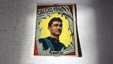 figurina VAV calcio 1950 ATALANTA Angeleri