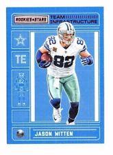 Jason Witten 2016 Panini Rookies & Stars, Team Infrastructure , #28