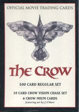 The Crow Complete 100 Card Base Set