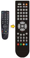 Ersatz Fernbedienung passend für GRUNDIG LCD/LED-TV 32GLX3922