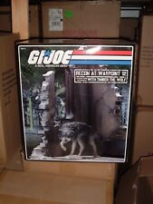 G.I. Joe Recon at Waypoint With Timber Sixth Scale Environment by Sideshow Coll