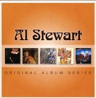 AL STEWART - ORIGINAL ALBUM SERIES 5 CD NEW+