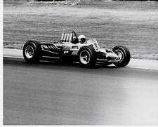 BOBBY JOHNS SMOKEY YUNICK HURST SIDE CAR 1964 INDY 500 8 X10 PHOTO 2