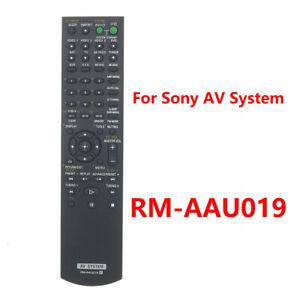 Sony AV System Remote for HTD-DW685 STR-K670P STR-K790 STR-K1600 STR-DG510