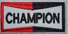 CHAMPION RACING MOTORSPORTS  Embroidered Iron Sew On Patch Dress badge applique