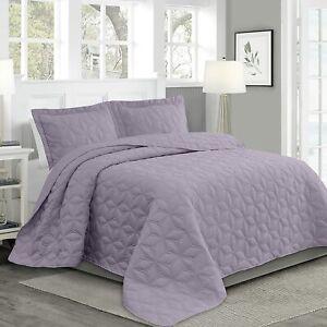 "PHRIXUS King Size Bedspreads Oversized (118""x106"") California King Quilt Set, Li"