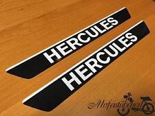 2 Hercules Tank Aufkleber Prima und M 3 4 5 Optima Sticker Herkules